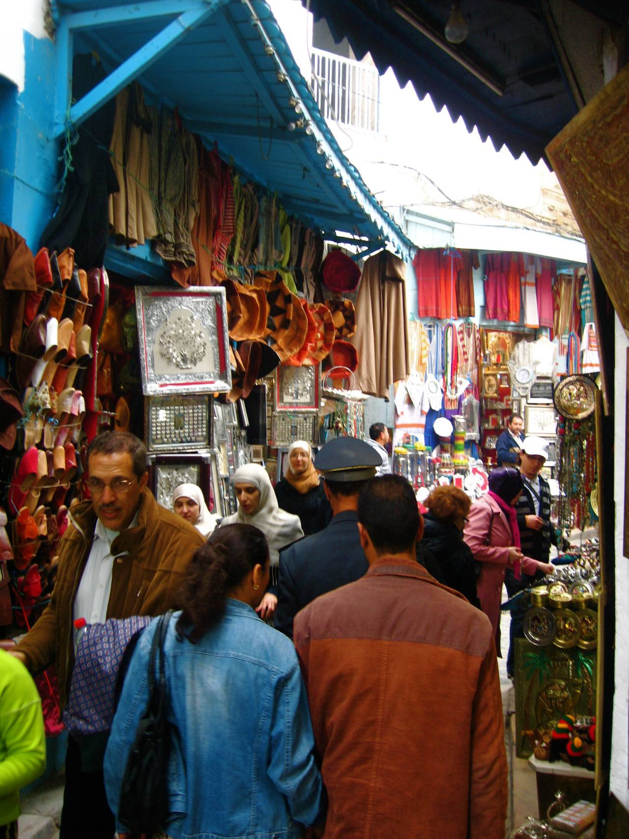 Souk of the old city